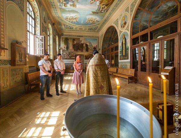 крещение фото киев