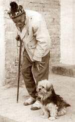 Лхаса апсо и тибетцы